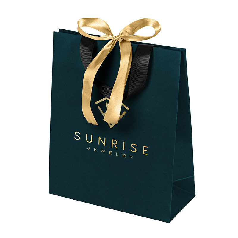 torby papierowe z nadrukiem Sunrise