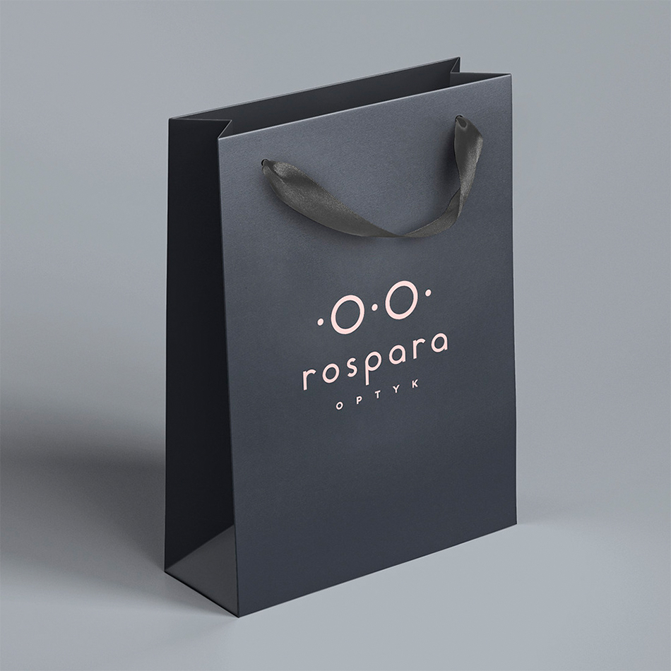 torby reklamowe szare