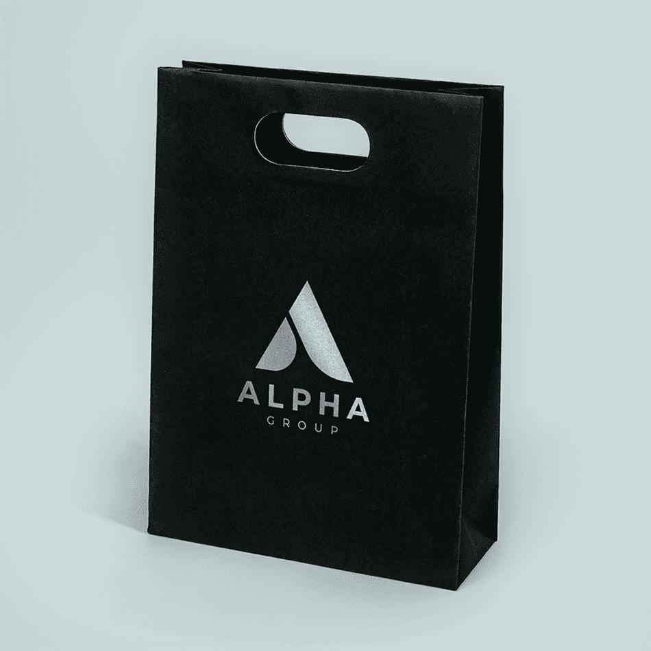 torby reklamowe z uchwytem wycinanym