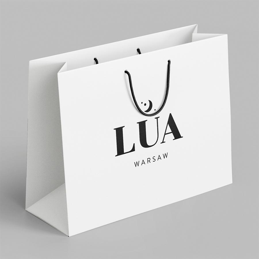 torby reklamowe papierowe białe